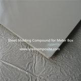 Hoja de SMC que moldea el color compuesto Ral 7035 para el tanque de agua