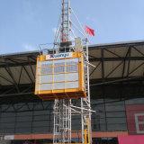 高層ビルのための競争価格の物質的な持ち上がる起重機