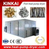 Secador pequeno dos peixes do ar quente/máquina de secagem para o desidratador da sardinha/alimento