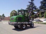 Sell popular carregador Hy610 da roda de Europa 1.0ton no mini