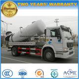 Sinotruk 12000 Liter Vakuumbecken-Abwasser-Absaugung-LKW-