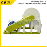 CE petit bois concasseur ISO des journaux de la machine (PTF-1000)