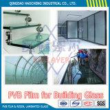 Strato libero di vetro laminato del fornitore 6.38mm della Cina con la pellicola di PVB