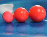 臭いなしで100%年のバージンのシリコーンとなされる形成されたシリコーンの球