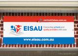 Изготовленный на заказ печать полного цвета ваше знамя PVC индикации конструкции прочное дешевое