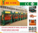 Полностью автоматический пресс для производства кирпича торговой марки Shengya5-20 Qt