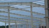 Estructura metálica de acero de construcción con Certificación SGS