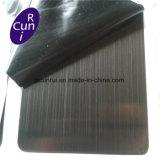 304 PVD покрытием черного визирной линии лист из нержавеющей стали