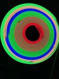 Qualità 4W di progetto a 15W che sviluppa la striscia al neon variopinta Bendable impermeabile della flessione del silicone LED