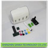 Дешевые цены DIY CISS емкость для чернил Epson Canon HP принтер высокого качества с возможностью горячей замены продажи