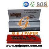 Полупрозрачные пеньки рабочий документ для упаковки сигарет