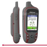 Handheld Gnss Navigator para Gis Data Collecting Support Map Download