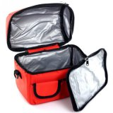 8L dubbel-laag Dik gemaakte Koelere Lunchboxes van het Pakket van de Isolatie van het Pak van het Ijs van de Zak Container 3 van de Lunch Kleuren voor de Werkende Zakken van de Lunch