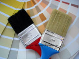 Щетка из натуральной щетины инструмента краски для окраски на стене