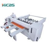 Serra de painel de feixe deslizante CNC de precisão