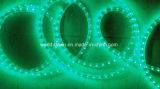 Colore verde per la corda Lgiht di tensione di Hight di alta luminosità di The110V/220V