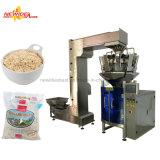 O cereal automático Breakast soprou máquina de empacotamento do trigo do painço do arroz