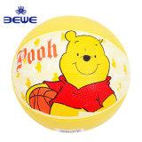 На заводе 4 столба дешевые экологически чистые цвета мини детский резиновый Custom детский мини-баскетбол