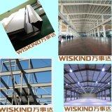 Estructura de acero prefabricada Almacén con vigas de acero Proyecto Material