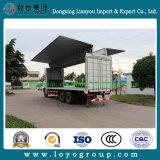 판매를 위한 중국 Sino HOWO Wing 밴 Truck