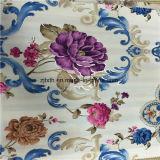 高品質ポリエステルファブリック花によって印刷されるファブリック