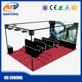 広州Mantongの工場贅沢は販売のための4/6/8/9/12の椅子5Dの映画館のシミュレーターをつける