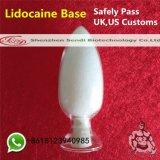 Lidocaine CAS baixo 137-58-6 Xylocaine anestésico local Lignocaine ao tecido insensibilizado