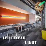 LED 중계 빛, LED 선형 빛 왔다갔다 2018 최신 판매 겹빛