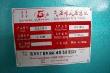 Guangxin Luftdruck-Schmierölfilter verkauft mit Fabrik-Preis (YGLQ600*2) - W1