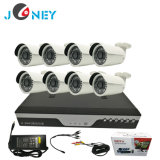 Sistema completo de las cámaras de seguridad de las cámaras DVR del CCTV 1080P 4 del kit del precio de fábrica