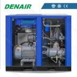 Grüne Energien-Öl eingespritzter Schrauben-Luftverdichter mit Motor 37kw