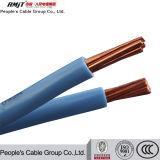 5 fabricantes do cabo de fio do cabo elétrico da potência do núcleo 2.5mm