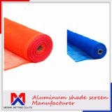 건축을%s 고밀도 뜨개질을 한 폴리에틸렌 메시 UV 취급된 안전망 사용