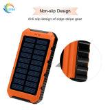 Полной емкости 8000Мач солнечная энергия банка для смартфонов