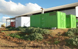 containerisierter Biogas 5*120kw CHP in Australien