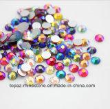 2018熱い販売のLt Amethyst Ab Color Wholesaleの高品質の熱い苦境のラインストーンのPreciosaの水晶(TPLt紫色ab)