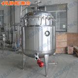 Zongziのための鍋(800L)を調理する肉