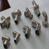 Roestvrij staal die Montage de Met drie richtingen van de Pijp gieten (het Afgietsel van de Investering)