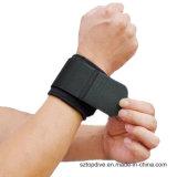 Kundenspezifischer Druck-justierbare Neopren-Handgelenk-Stützklammer für Sport