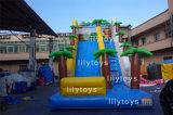 Скольжение игр напольного спорта Lilytoys гигантское раздувное для ренты