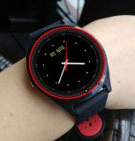 Intelligenter Telefon-Uhr GPS-Standort mehr Sprachen imprägniern Bluetooth Spuren-Uhren