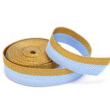 Personalizado de 1 cm de alta calidad Correa de tejido fuerte de cinta para la tira de la bolsa