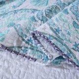 熱い販売100%年のポリエステルホーム織物の単一のサイズのキルト