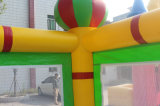 Castillo de salto inflable modificado para requisitos particulares de los cabritos para el partido