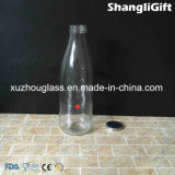 1000ml Knell Milk Bottle With Cape Metal