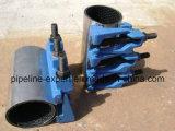 La fonte en acier inoxydable en fonte ductile simple/double collier du tuyau de la bande de réparation