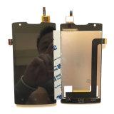 Мобильный телефон ЖК-дисплей панели сенсорного экрана для оцифровки Lenovo A1000