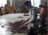 Самомоднейшая кожаный софа с кожаный мебелью софы