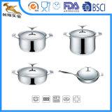Оборудование кухни/отполировало Stainless-Steel Kitchenware D5