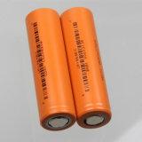 Batería de ion de litio recargable de la batería 18650 LiFePO4 para la herramienta eléctrica